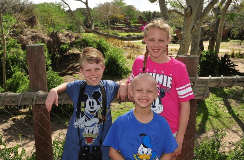 Disney Wild Africa Trek with Kids