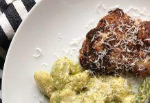 Recipe: Creamy Pesto Gnocchi