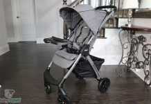 Chicco Mini Bravo Plus Stroller Review (Video)