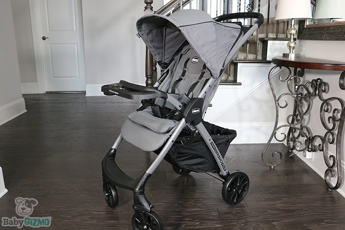 Chicco Mini Bravo Plus Stroller Review (Video)