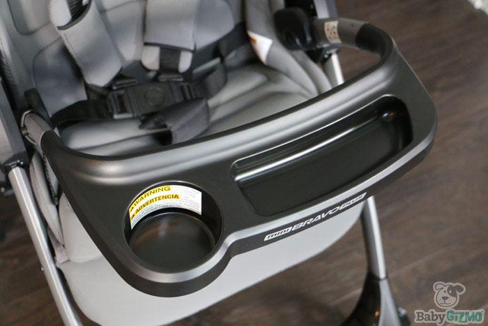 Chicco Mini Bravo Plus Stroller Seat