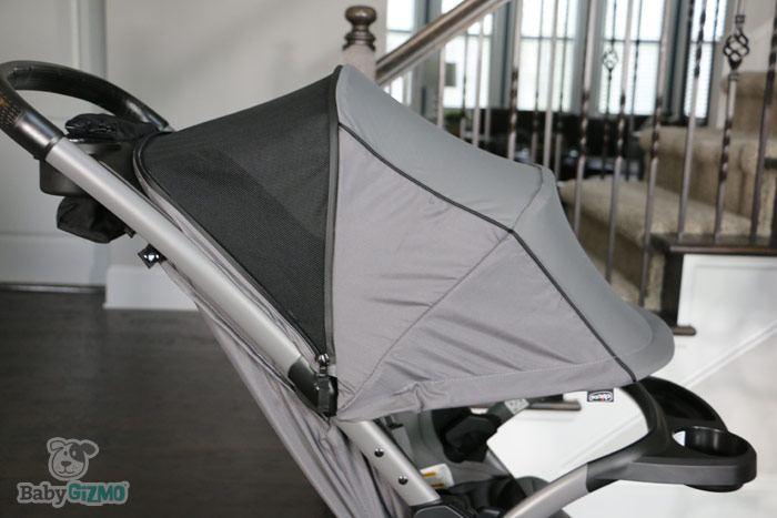 Chicco Mini Bravo Plus Stroller Canopy