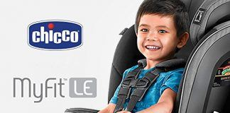 Chicco MyFit LE