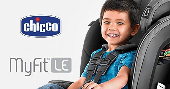 Chicco MyFit LE Harness to Booster Combination Car Seat Review