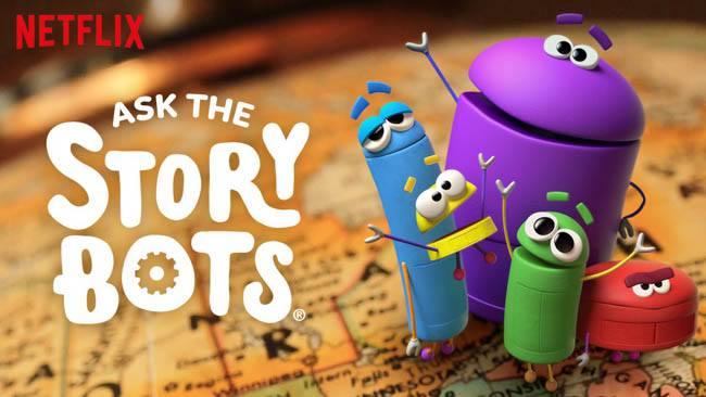 shows storybots