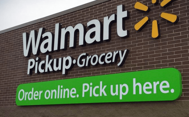 Walmart Grocery Pick Up Is Every Parents Dream Come True