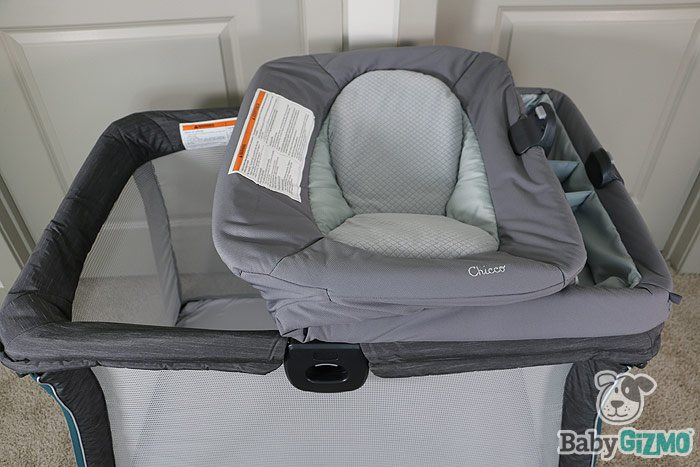 Chicco Fast Asleep REview