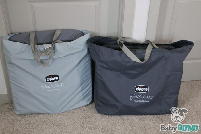 Chicco Fastasleep review