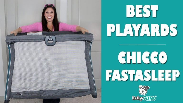 Chicco FastAsleep Playard Review