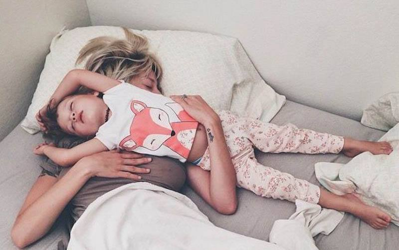 Why Stay At Home Moms Can't Nap