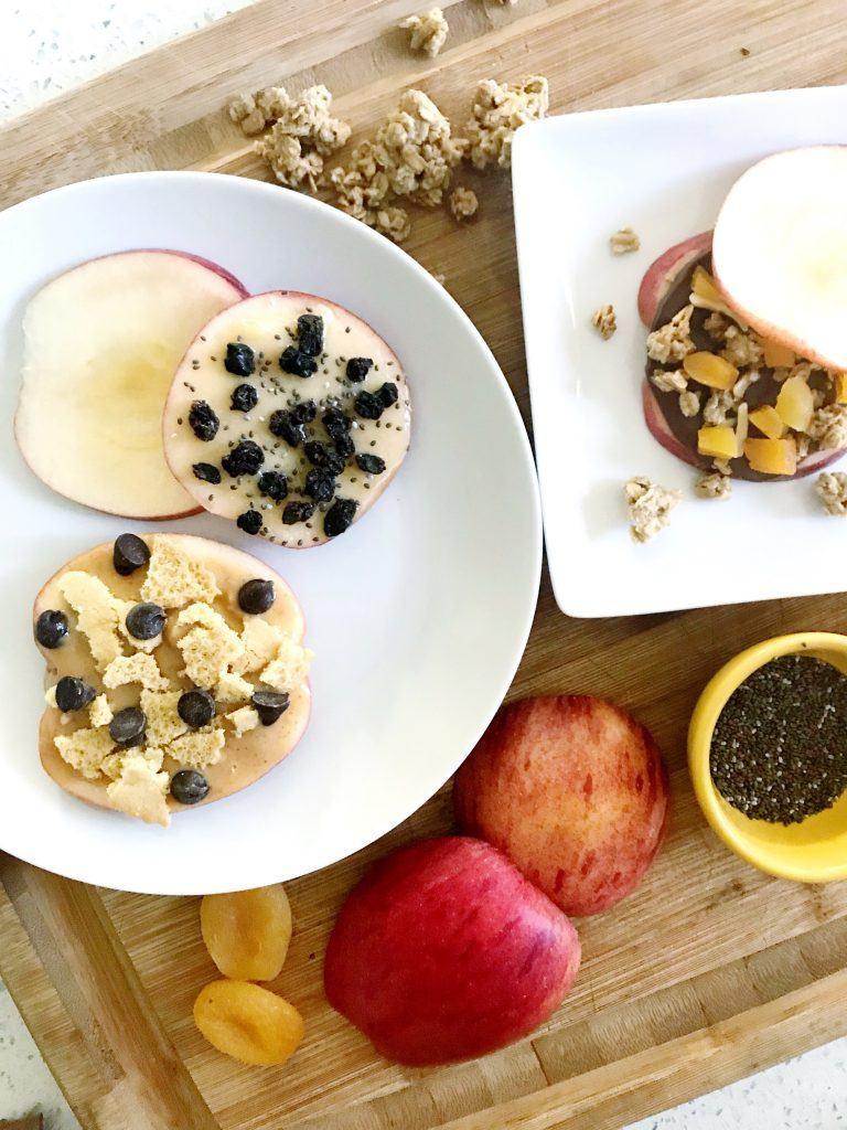 Recipe: Apple Sandwiches
