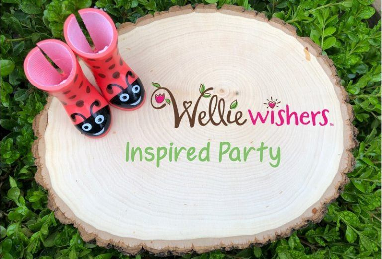 WellieWishers Inspired Party