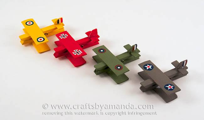 memorial clothespin-military-airplanes-3