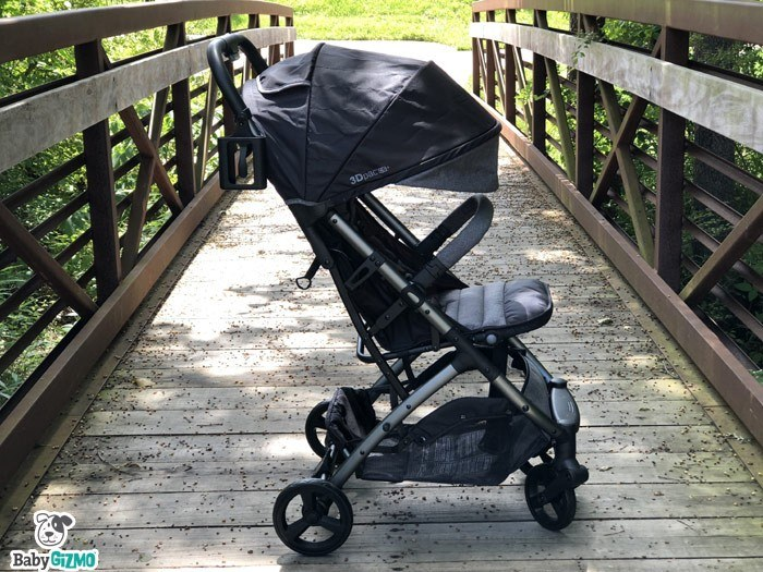 Summer Infant 3Dpac CS+ Lightweight Stroller Review