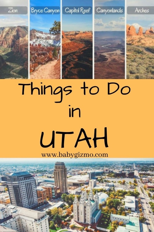 8 Great Places to Visit in Utah During the Summer