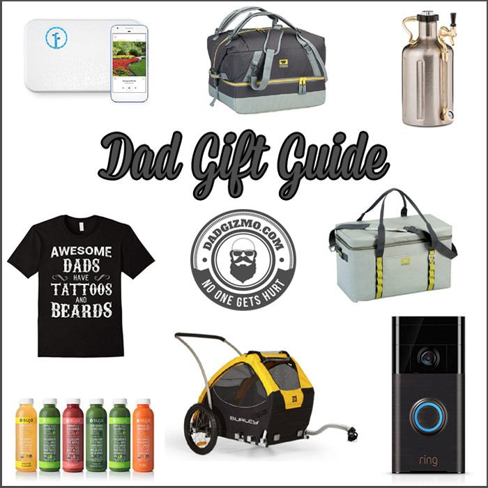 The Dad Gizmo Father's Day Gift Guide