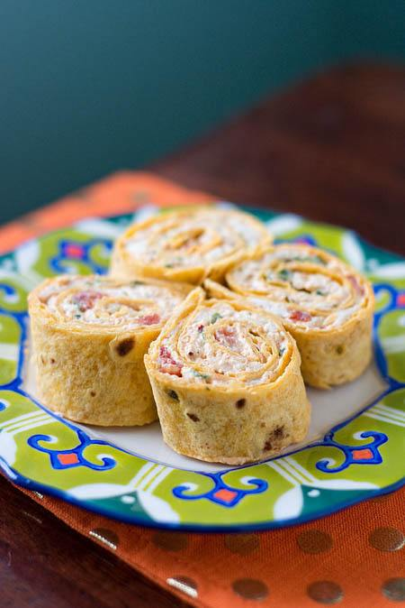 oven pinwheels summer recipes