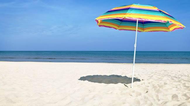 sunscreen umbrella