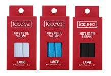 Laceez - The No Tie Shoelaces