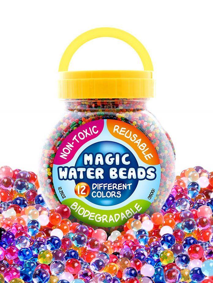 We Love Water Beads!