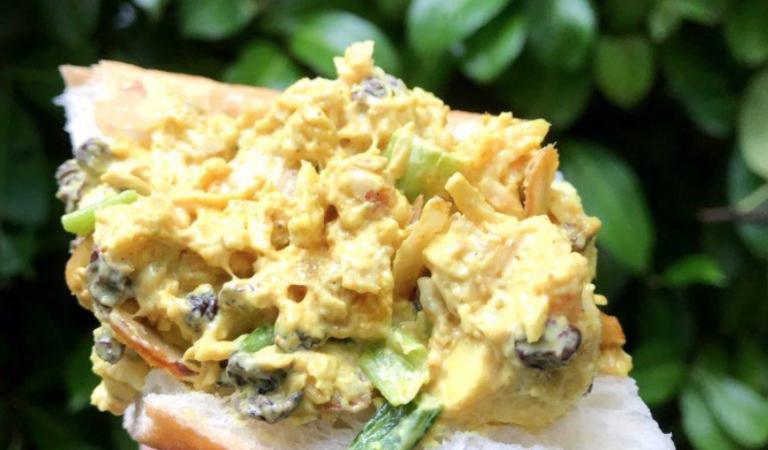 Recipe: Chicken Curry Salad