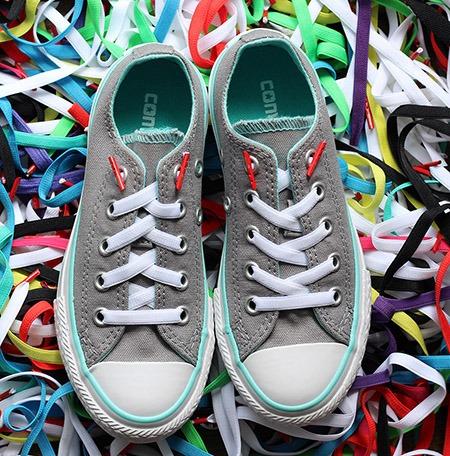 Laceez - The No Tie Shoelaces