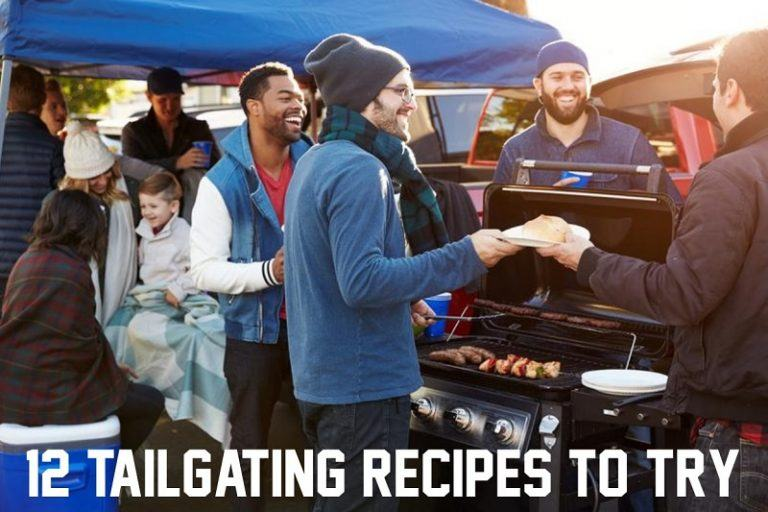 12 Tailgating Recipes to Try