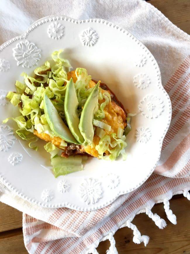 Recipe: Keto Taco Casserole