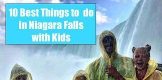 What do Do in Niagara Falls with kids