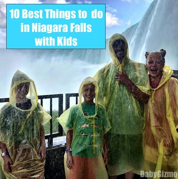 10 Best Things to Do in Niagara Falls with Kids
