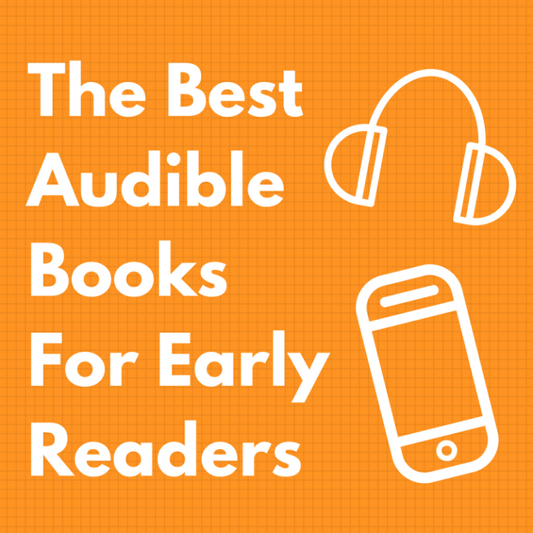 11 of the Best Audible Books For Early Readers