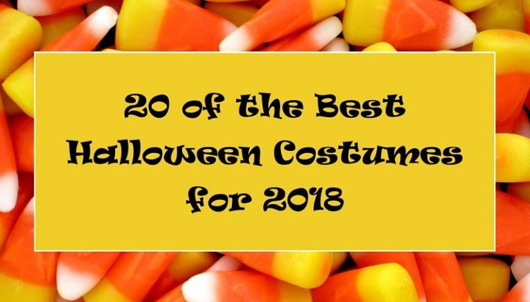20 of the Best Halloween Costumes for 2018
