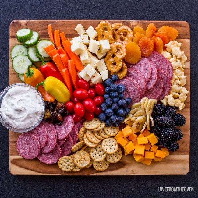 7 Charcuterie Boards - Some Traditional, Some Creative, All Delicious