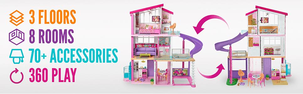 Barbie Dreamhouse 2018