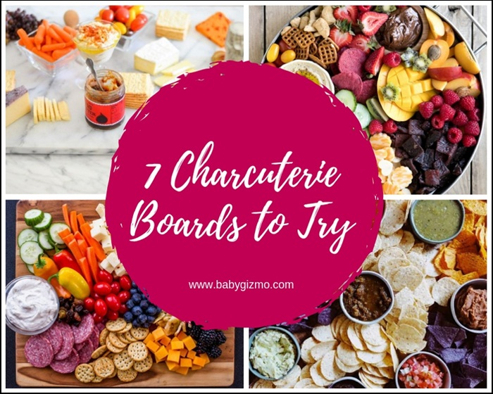7 Charcuterie Boards – Some Traditional, Some Creative, All Delicious