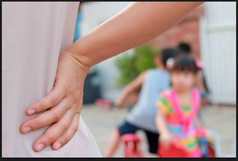 Friends: HOW To Discipline My Kids W/O Overstepping