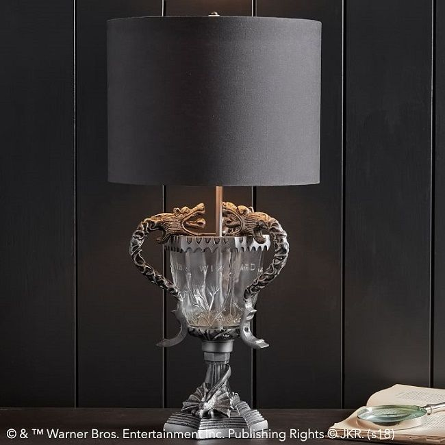 triwizard table lamp