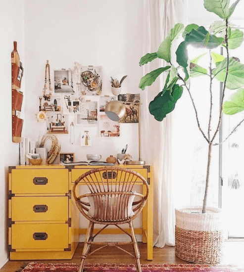 Add a Pop of Sunshine Throughout Your Home