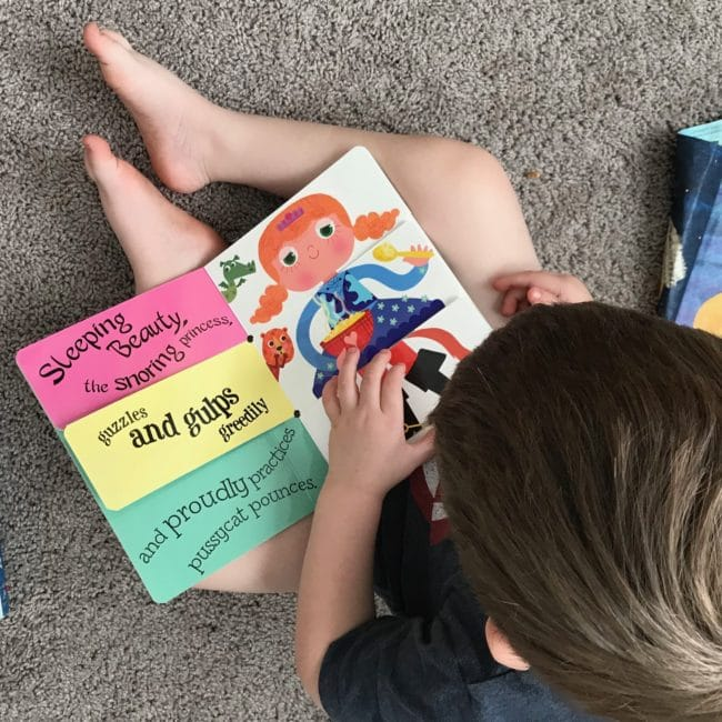 Muddle and Match Books: Mix and Match Stories That Create Lots Fun of Laughter