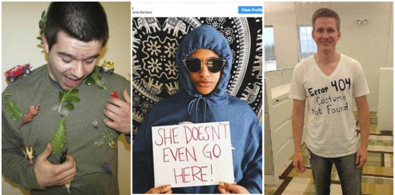 15 Cheap and Easy Costumes For The Mom Who Just Can't Even