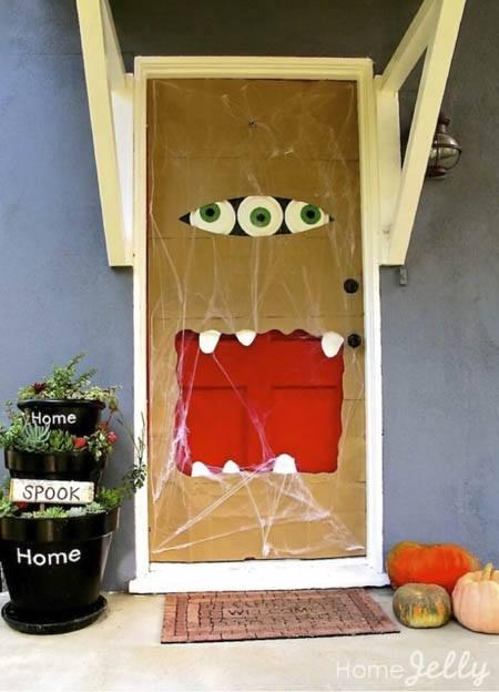door paper bag