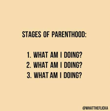 season of parenthood meme