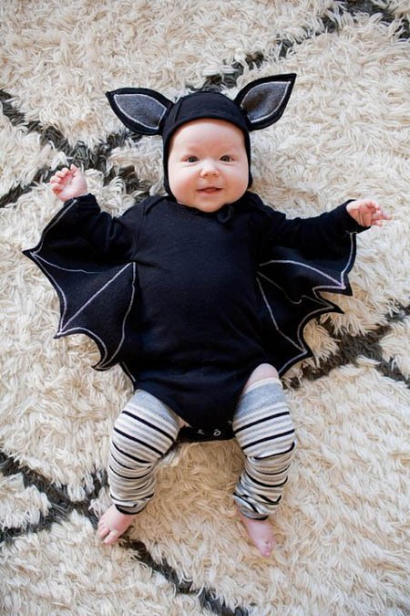 treating baby costume
