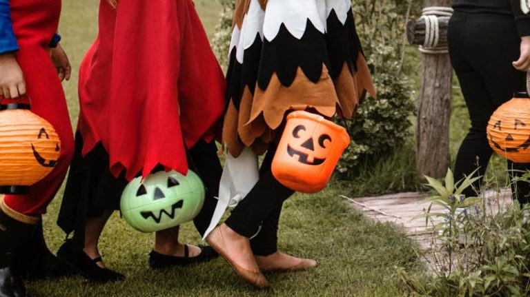 Babies and Teenagers: Trick or Treating Is For YOU, Too!