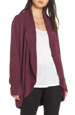 Review: Barefoot Dreams CozyChic Lite Circle Cardigan