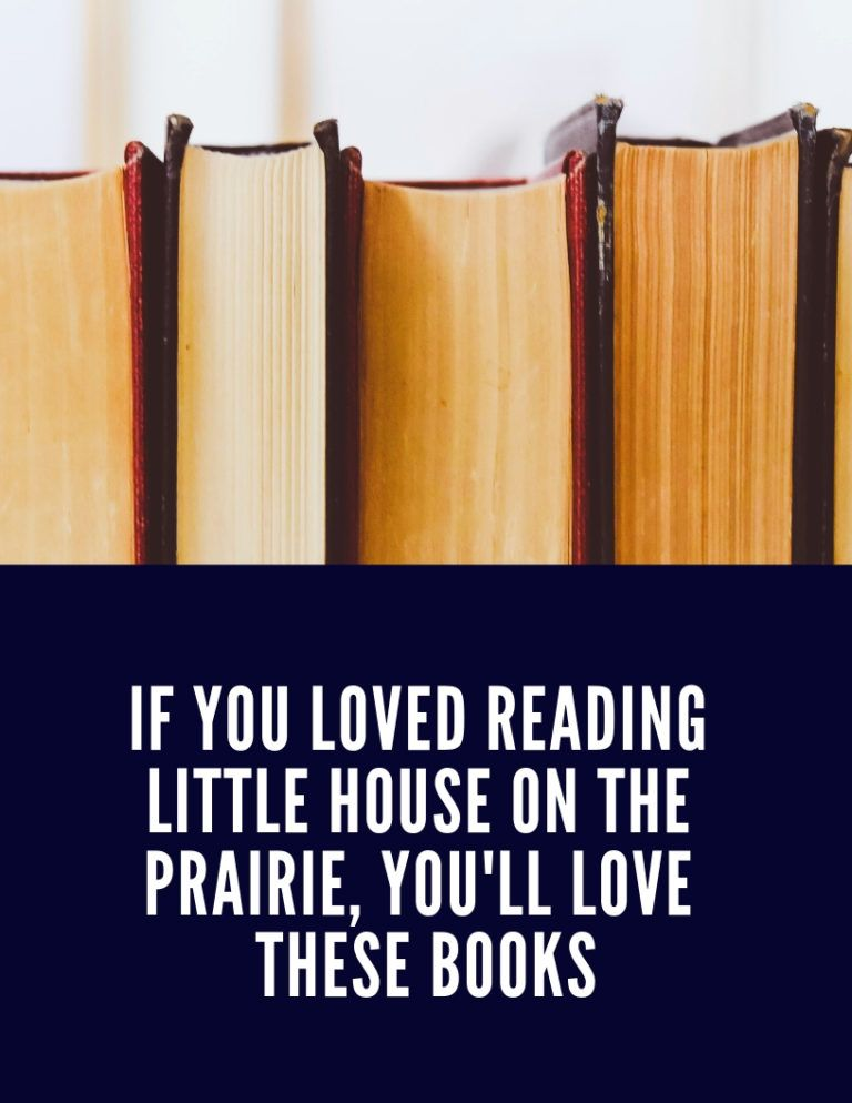 Love Little House on the Prairie? Check these out!