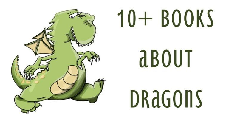 10+ Books About Dragons