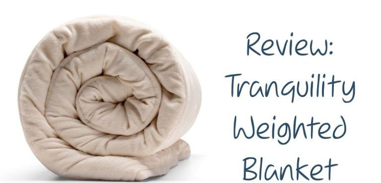 Review: Tranquility Weighted Blanket