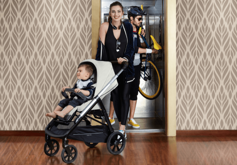 Inglesina Aptica Stroller Review
