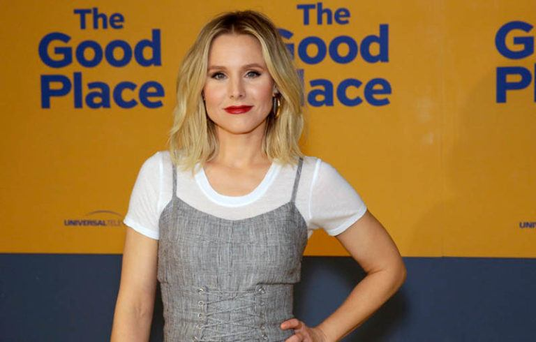 Kristen Bell: The Woman We All Want To Be Mommy Friends With